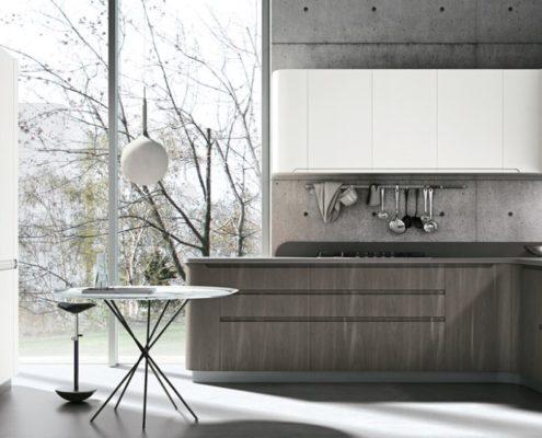 Cucine e arredamento: differenze tra stile moderno e stile ...
