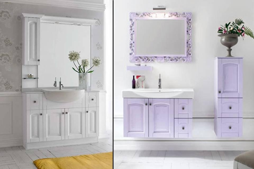 Bagni linea mobili for Maniglie mobili bagno