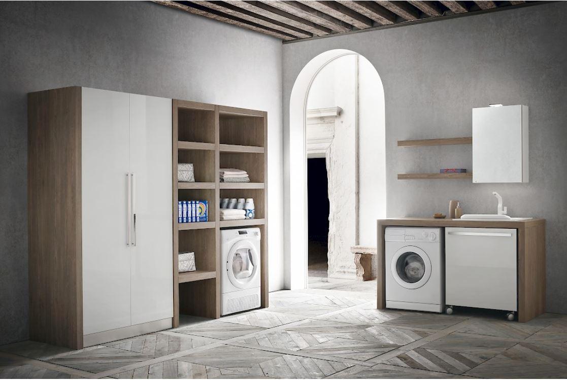 Ikea mobile lavanderia mobile porta lavatrice ikea la lavanderia uno spazio per nascondere - Mobile nascondi lavatrice ikea ...