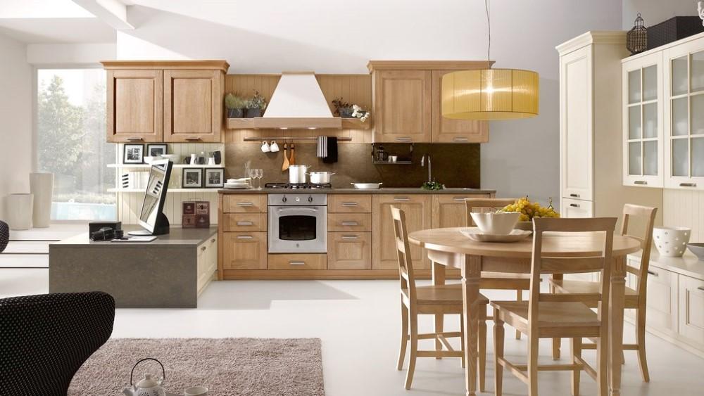 Cucine e arredamento differenze tra stile moderno e stile contemporaneo linea mobili for Arredamento casa stile contemporaneo
